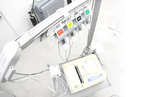仙川駅前すずきクリニックの心電図検査