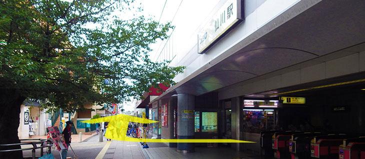 仙川駅前すずきクリニックのアクセス